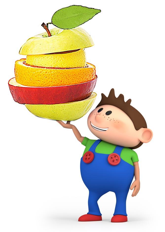 Fhionn's Afterschool Nutrition